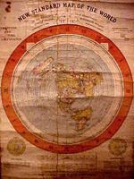 Flat Earth Maps  EAylnuhut6N6WC49hTMj