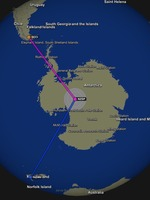 North Pole - South Pole Circumnavigation ... Or not?   JmqCHFarmli60stwHxJP